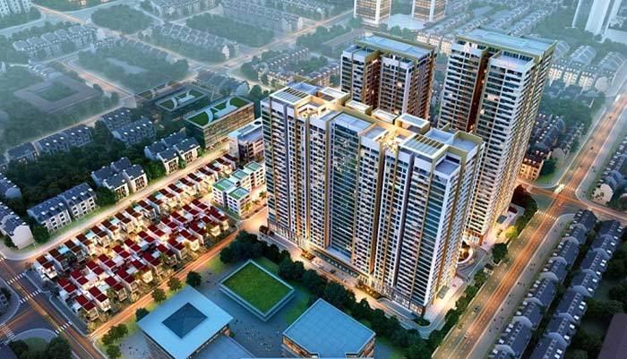 Aio City Bình Tân có vị trí đắc địa