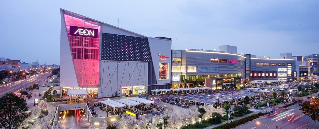 Aio City Nằm liền kề Aeon Mall Bình Tân