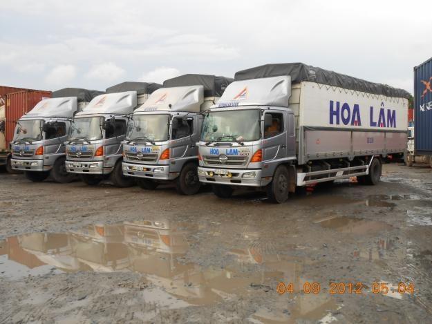 Công ty TNHH Thương mại dịch vụ Vận tải Nhất Nguyên