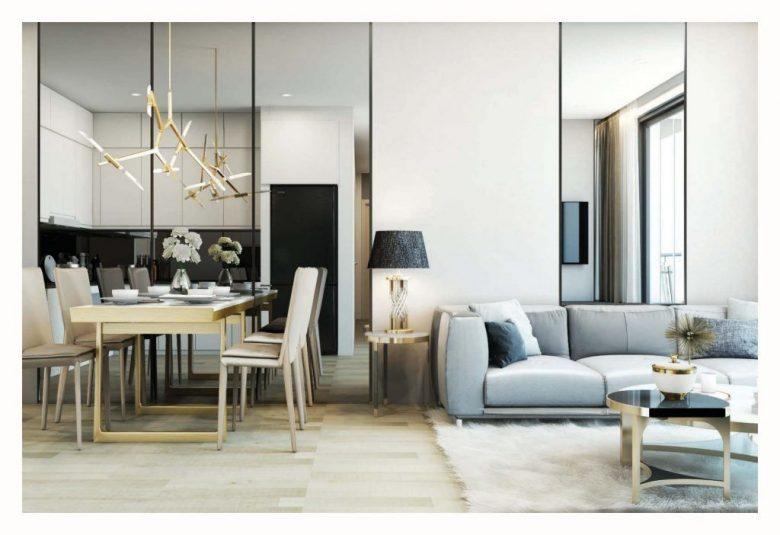 Nhà mẫu căn hộ Aio City